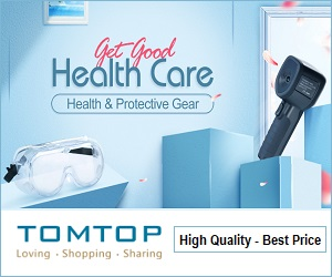 Tomtop.com에서 최적의 가격으로 온라인 쇼핑