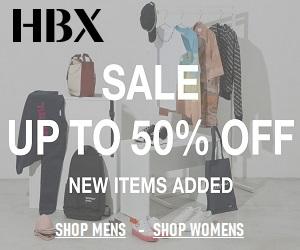 HBX는 당신이 필요로하는 의류, 액세서리, 테크 상품에서 모든 것을 제공합니다.