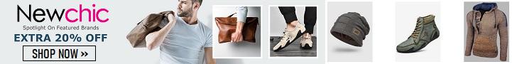NewChic.com에서 패션에 필요한 모든 것을 쇼핑하세요.