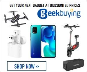 Geekbuying.com에서 좋아하는 가젯을 찾아보세요.