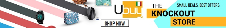 Take your shopping to the next level with Ubuy