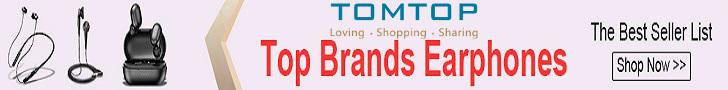 Tomtop.com에서 최고의 가격으로 온라인 쇼핑
