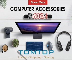 Tomtop은 고품질의 제품을 최적의 가격으로 제공합니다.