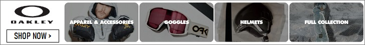 在Oakley.com购买运动和积极的生活方式需求